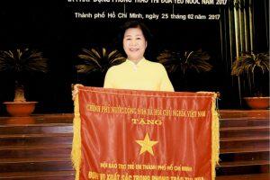 Hội BTTE nhận cờ Thi đua do Chính phủ tặng