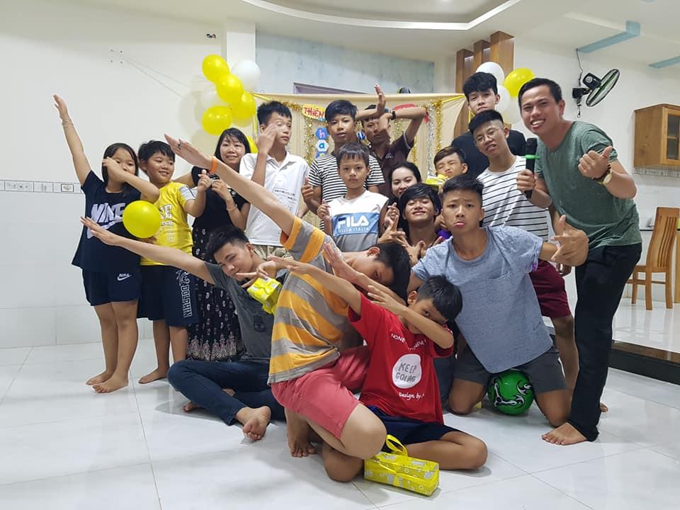 HCWA GBWS Charity NGO Ho Chi Minh
